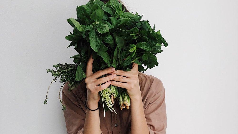 Le guide pour perdre du poids en étant végétarien
