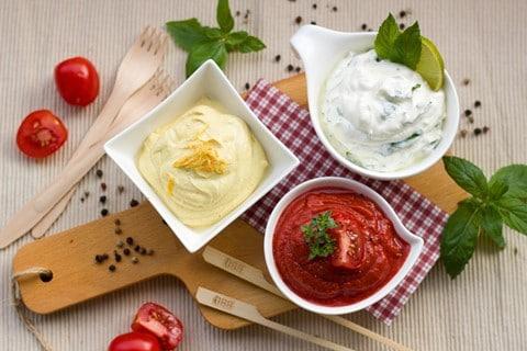 Les 5 sauces faciles à faire chez soi