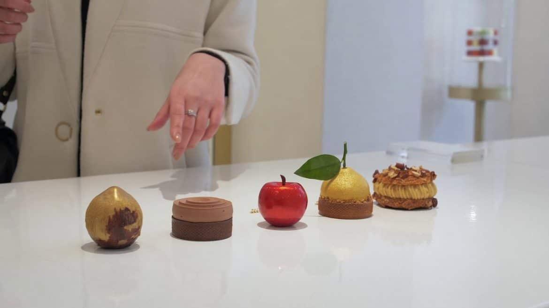 À la découverte de la Pâtisserie du Meurice par Cédric Grolet