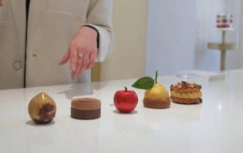 Des desserts en trompe l'oeil de la Pâtisserie du Meurice par Cédric Grolet