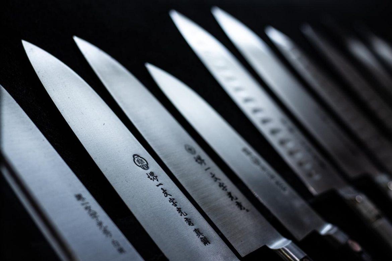 Quels sont les couteaux de Philippe Etchebest