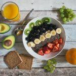 aliments bruleurs de graisses plats