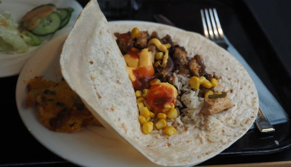 Spécialité mexicaine la tortilla